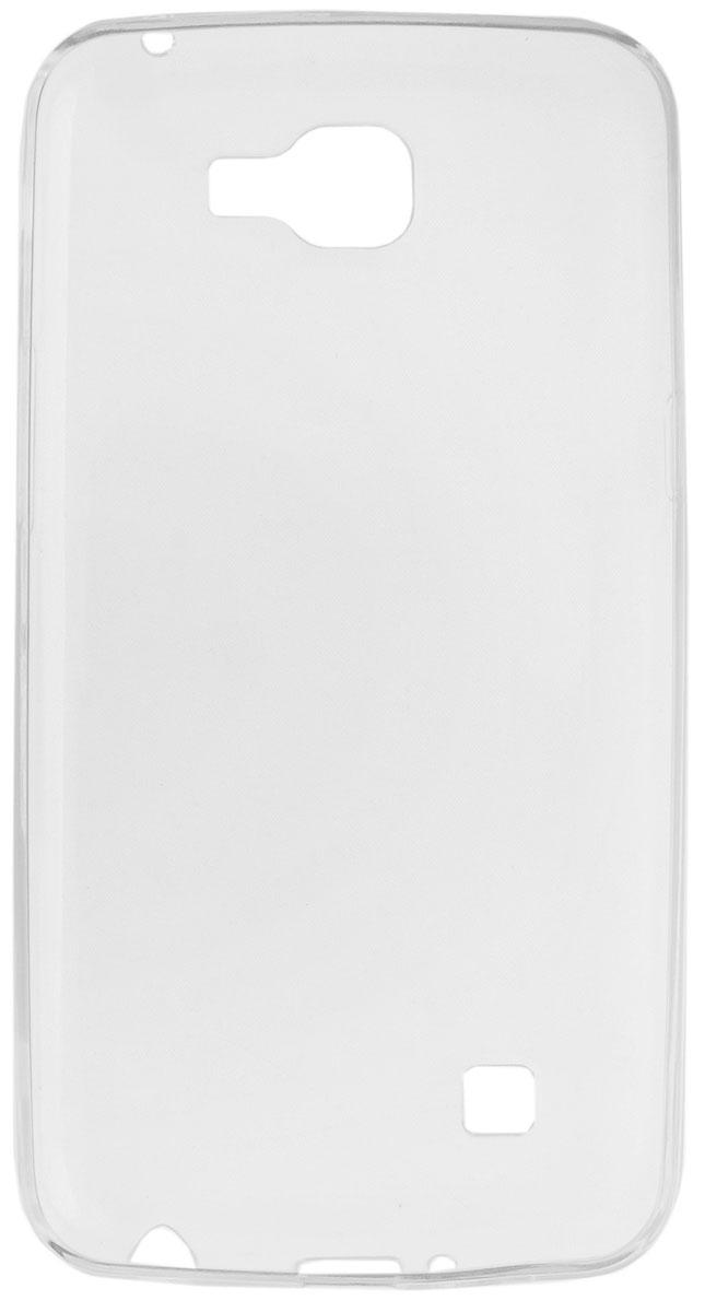 Red Line iBox Crystal чехол для LG K4, ClearУТ000008397Практичный и тонкий силиконовый чехол Red Line iBox Crystal для LG K4 защищает телефон от царапин, ударов и других повреждений. Чехол изготовлен из высококачественного материала, плотно облегает смартфон и имеет все необходимые технологические отверстия, соответствующие модели телефона. Силиконовый чехол iBox Crystal долгое время сохраняет свою первоначальную форму и не растягивается на смартфоне.