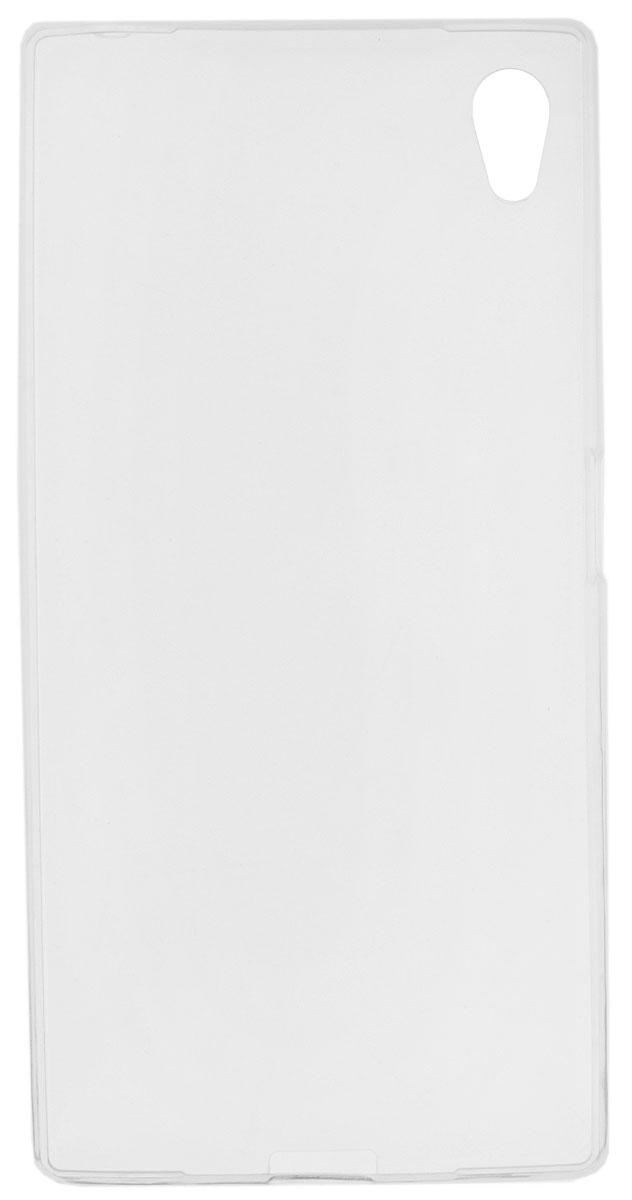 Red Line iBox Crystal чехол для Sony Xperia Z5, ClearУТ000007632Практичный и тонкий силиконовый чехол Red Line iBox Crystal для Sony Xperia Z5 защищает телефон от царапин, ударов и других повреждений. Чехол изготовлен из высококачественного материала, плотно облегает смартфон и имеет все необходимые технологические отверстия, соответствующие модели телефона. Силиконовый чехол iBox Crystal долгое время сохраняет свою первоначальную форму и не растягивается на смартфоне.