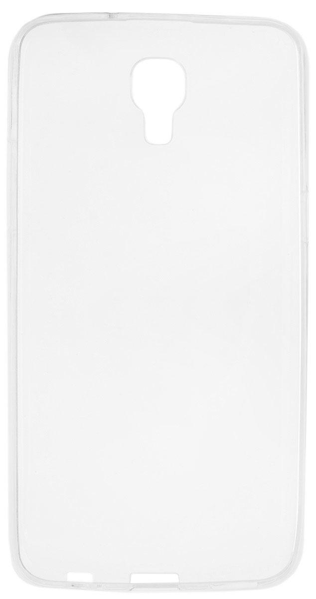 Red Line iBox Crystal чехол для LG X View/X Screen, ClearУТ000008571Практичный и тонкий силиконовый чехол Red Line iBox Crystal для LG X View/X Screen защищает телефон от царапин, ударов и других повреждений. Чехол изготовлен из высококачественного материала, плотно облегает смартфон и имеет все необходимые технологические отверстия, соответствующие модели телефона. Силиконовый чехол iBox Crystal долгое время сохраняет свою первоначальную форму и не растягивается на смартфоне.