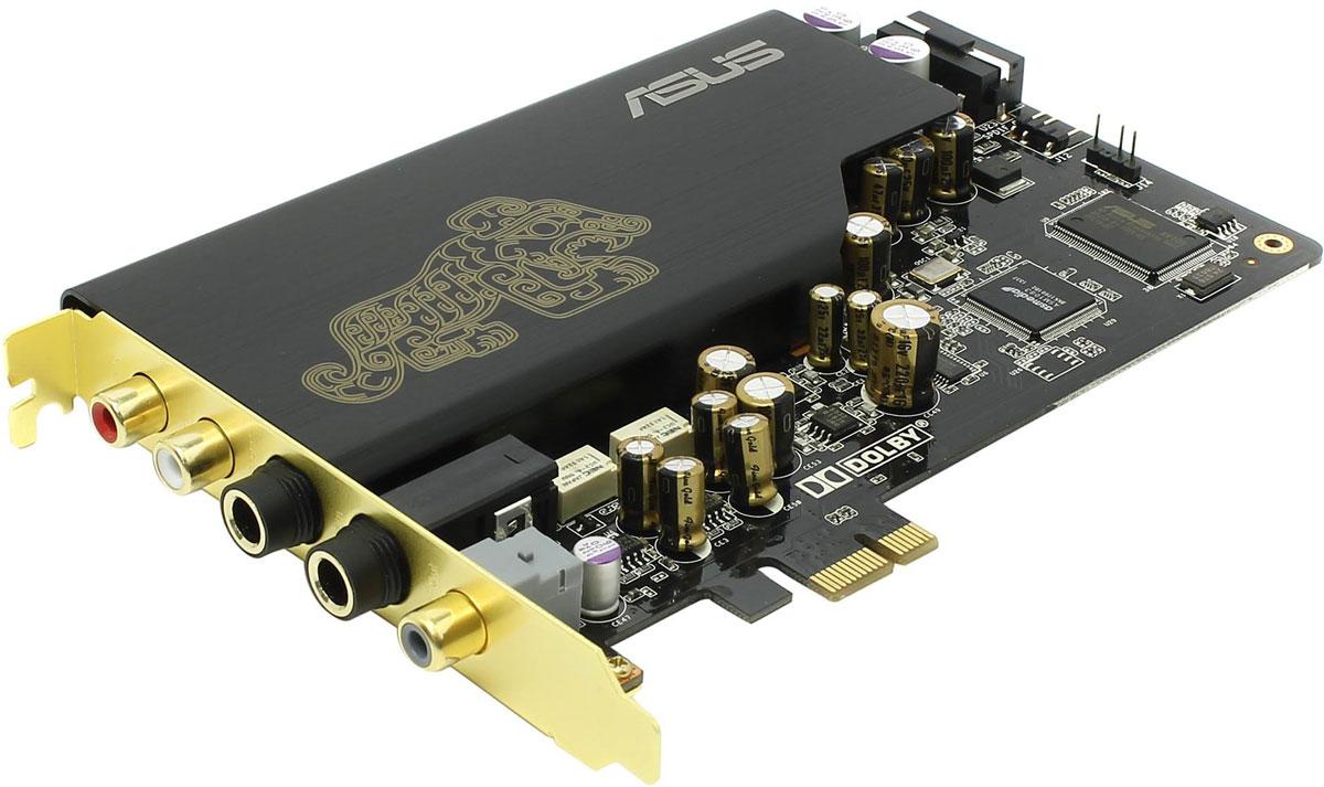 Asus Xonar Essence STX звуковая картаXONAR ESSENCE STXЗвуковая карта для аудиофилов Asus Xonar Essence STX. Низкий уровень шумов: Благодаря использованию отборных компонентов и продуманной конструкции соотношение сигнал/шум звуковой карты Xonar Essence STX составляет 124 дБ. Это значит, что ее звучание в 64 раза чище, чем тот звук, который выдают обычные аудио-ядра, встраиваемые в материнские платы. Встроенный усилитель для наушников: Усилитель для наушников TI TPA6120A2, встроенный в звуковую карту Xonar Essence STX, позволит получить максимальное качество звука. Уровень искажений этого усилителя составляет менее 0,001% при подключении наушников с сопротивлением до 600 Ом. Продуманная конструкция: Многослойная конструкция печатной платы позволяет отделить аудиосигналы от источников шумов. Надежная изоляция аналогового выходного тракта: Надежная электромагнитная изоляция аналоговых цепей обеспечивает низкий уровень посторонних шумов в воспроизводимом...