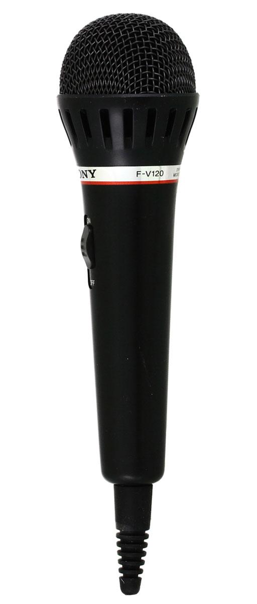 Sony F-V120, Black микрофон