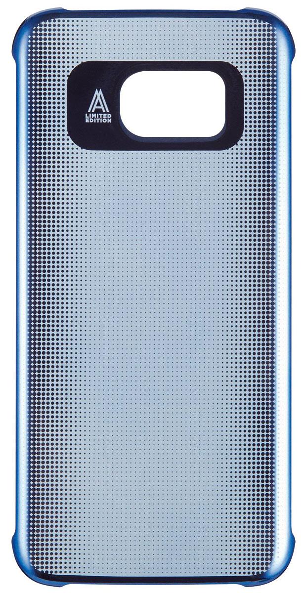 Anymode Metalizing Hard чехол для Samsung Galaxy S7, BlueFA00028KBLЧехол Anymode Metalizing Hard для Samsung Galaxy S7 выполнен из качественного поликарбоната. Он отлично справляется с защитой корпуса смартфона от механических повреждений и надолго сохраняет привлекательный внешний вид устройства. Чехол также обеспечивает свободный доступ ко всем разъемам и клавишам устройства.
