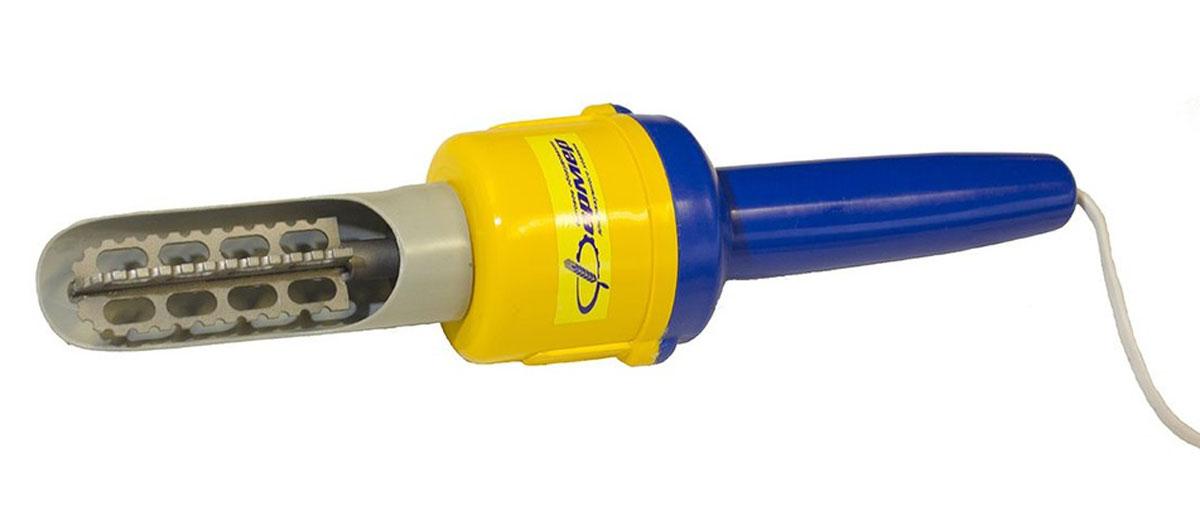 Фермер РЧ-01, Blue Yellow электрическая рыбочистка
