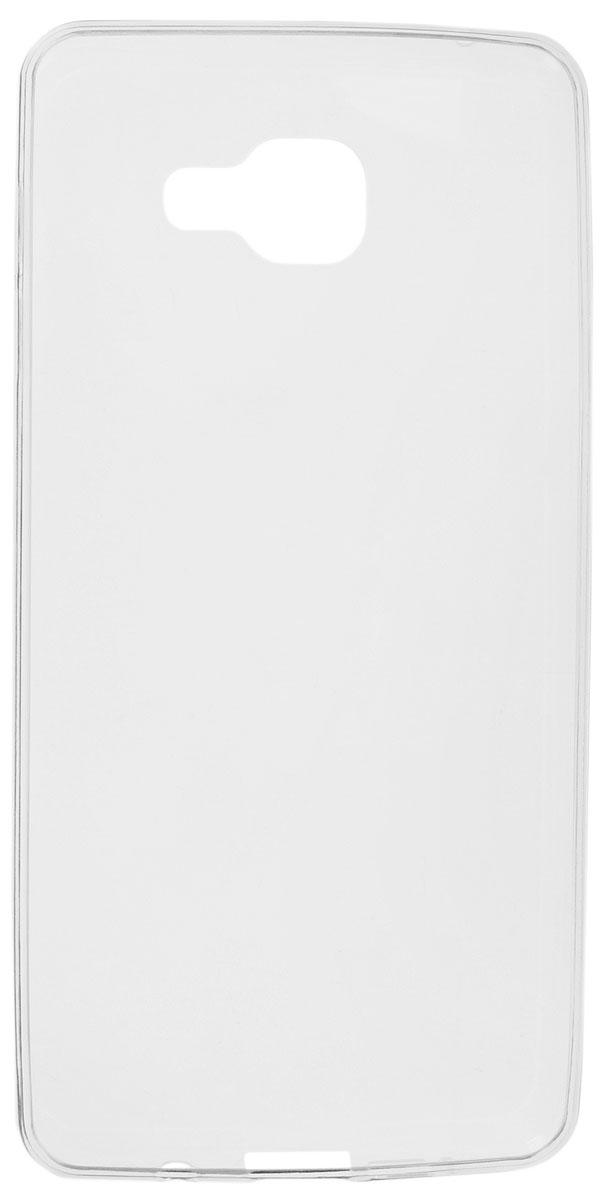 Red Line iBox Crystal чехол для Samsung Galaxy A3 (2016), ClearУТ000008174Практичный и тонкий силиконовый чехол Red Line iBox Crystal для Samsung Galaxy A3 (2016) защищает телефон от царапин, ударов и других повреждений. Чехол изготовлен из высококачественного материала, плотно облегает смартфон и имеет все необходимые технологические отверстия, соответствующие модели телефона. Силиконовый чехол iBox Crystal долгое время сохраняет свою первоначальную форму и не растягивается на смартфоне.