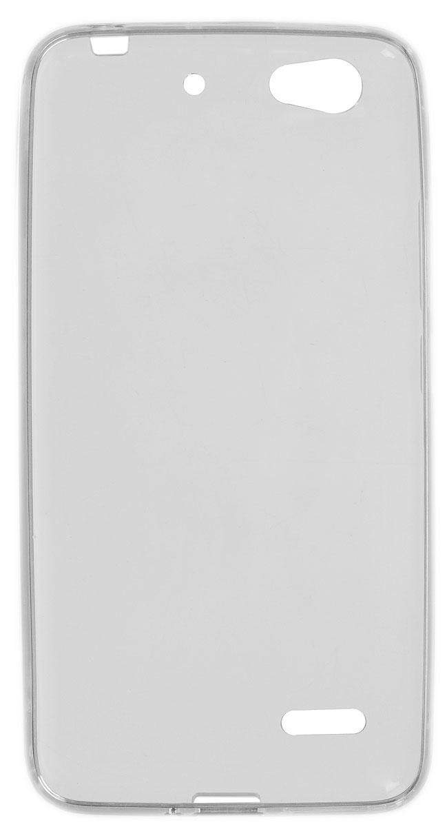Red Line iBox Crystal чехол для ZTE Blade A460, ClearУТ000007980Практичный и тонкий силиконовый чехол Red Line iBox Crystal для ZTE Blade A460 защищает телефон от царапин, ударов и других повреждений. Чехол изготовлен из высококачественного материала, плотно облегает смартфон и имеет все необходимые технологические отверстия, соответствующие модели телефона. Силиконовый чехол iBox Crystal долгое время сохраняет свою первоначальную форму и не растягивается на смартфоне.