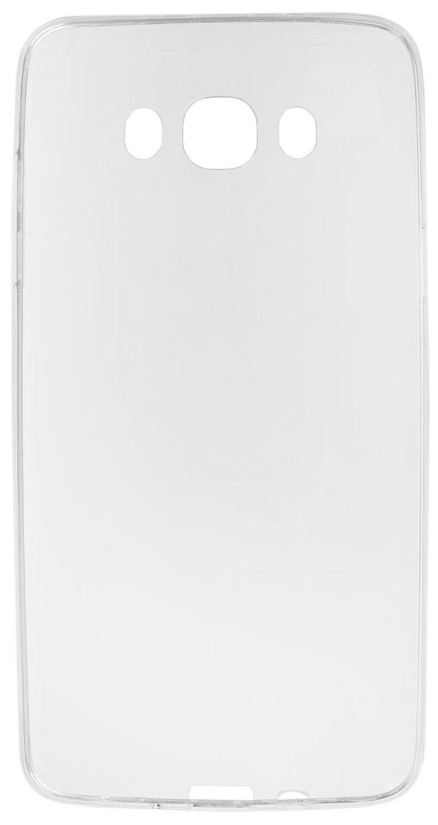 Red Line iBox Crystal чехол для Samsung Galaxy J7 (2016), ClearУТ000008552Практичный и тонкий силиконовый чехол Red Line iBox Crystal для Samsung Galaxy J7 (2016) защищает телефон от царапин, ударов и других повреждений. Чехол изготовлен из высококачественного материала, плотно облегает смартфон и имеет все необходимые технологические отверстия, соответствующие модели телефона. Силиконовый чехол iBox Crystal долгое время сохраняет свою первоначальную форму и не растягивается на смартфоне.