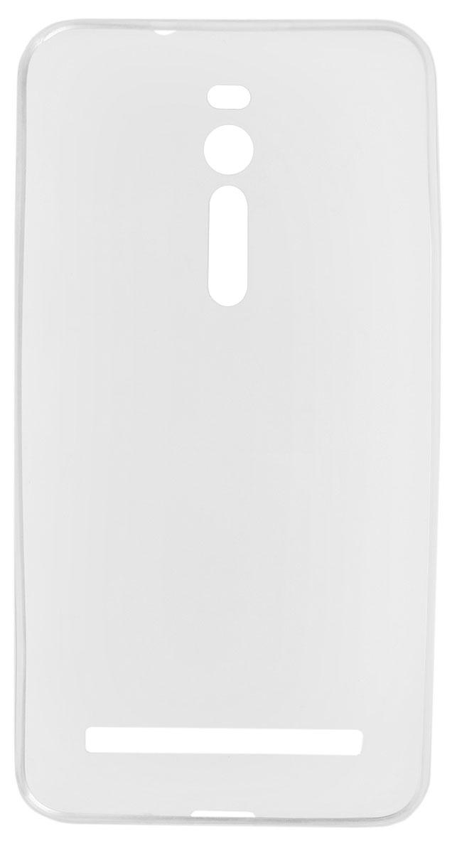 Red Line iBox Crystal чехол для Asus Zenfone 2 (ZE550/551ML), ClearУТ000007301Практичный и тонкий силиконовый чехол Red Line iBox Crystal для Asus Zenfone 2 (ZE550/551ML) защищает телефон от царапин, ударов и других повреждений. Чехол изготовлен из высококачественного материала, плотно облегает смартфон и имеет все необходимые технологические отверстия, соответствующие модели телефона. Силиконовый чехол iBox Crystal долгое время сохраняет свою первоначальную форму и не растягивается на смартфоне.