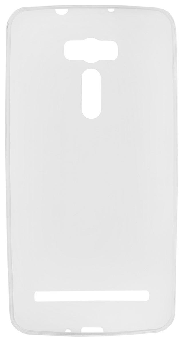 Red Line iBox Crystal чехол для Asus Zenfone 2 Lazer ZE600KL/ZE601KL, ClearУТ000008541Практичный и тонкий силиконовый чехол Red Line iBox Crystal для Asus Zenfone 2 Lazer ZE600KL/ZE601KL защищает телефон от царапин, ударов и других повреждений. Чехол изготовлен из высококачественного материала, плотно облегает смартфон и имеет все необходимые технологические отверстия, соответствующие модели телефона. Силиконовый чехол iBox Crystal долгое время сохраняет свою первоначальную форму и не растягивается на смартфоне.