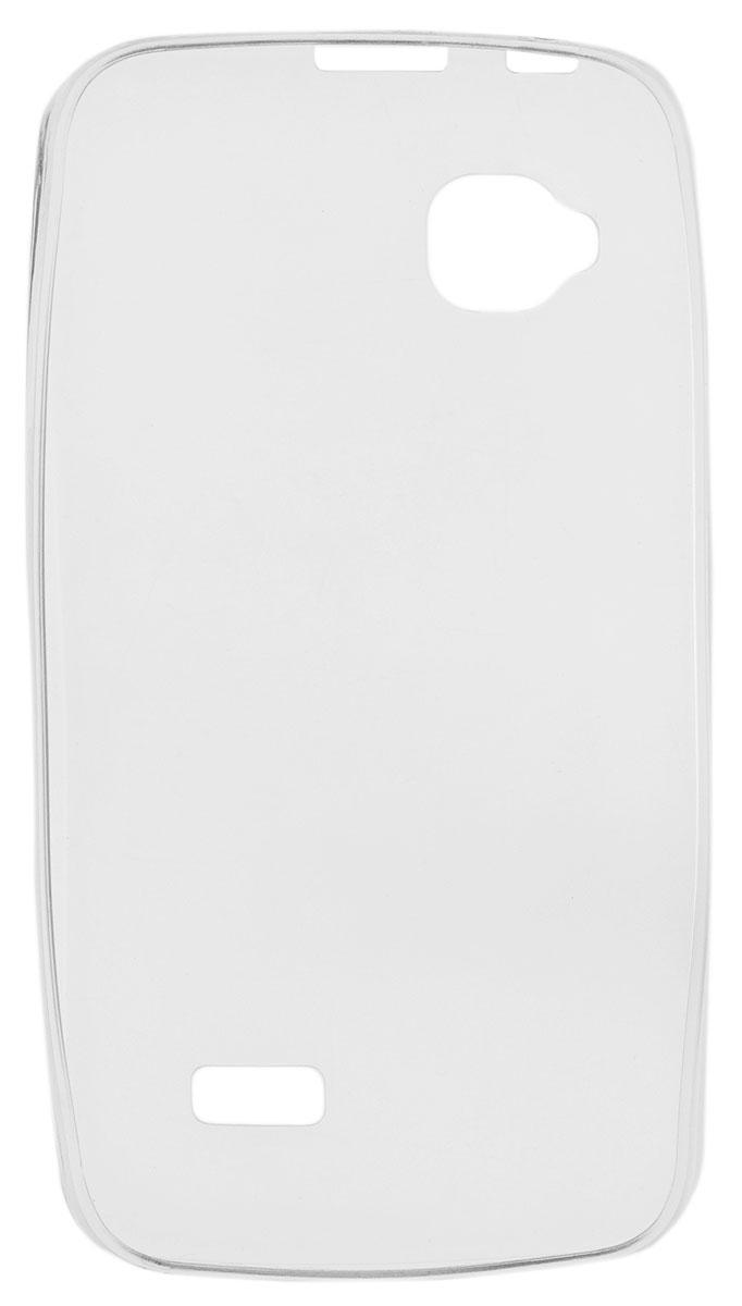 Red Line iBox Crystal чехол для Micromax Bolt S300, ClearУТ000007057Практичный и тонкий силиконовый чехол Red Line iBox Crystal для Micromax Bolt S300 защищает телефон от царапин, ударов и других повреждений. Чехол изготовлен из высококачественного материала, плотно облегает смартфон и имеет все необходимые технологические отверстия, соответствующие модели телефона. Силиконовый чехол iBox Crystal долгое время сохраняет свою первоначальную форму и не растягивается на смартфоне.