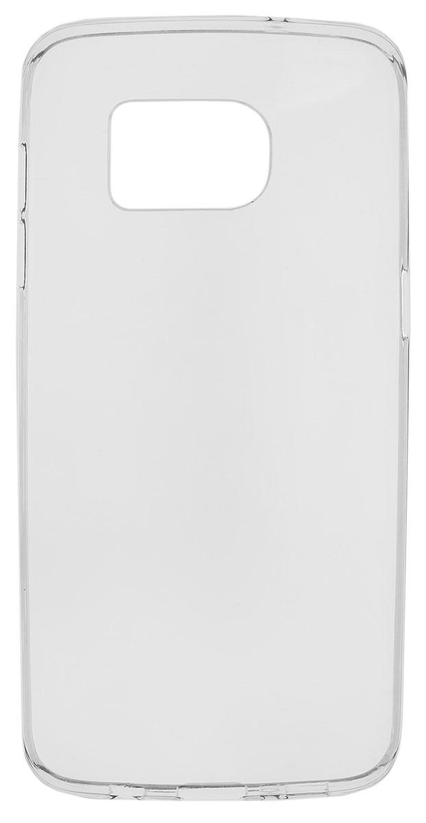 Red Line iBox Crystal чехол для Samsung Galaxy S7 Edge, ClearУТ000008448Практичный и тонкий силиконовый чехол Red Line iBox Crystal для Samsung Galaxy S7 Edge защищает телефон от царапин, ударов и других повреждений. Чехол изготовлен из высококачественного материала, плотно облегает смартфон и имеет все необходимые технологические отверстия, соответствующие модели телефона. Силиконовый чехол iBox Crystal долгое время сохраняет свою первоначальную форму и не растягивается на смартфоне.