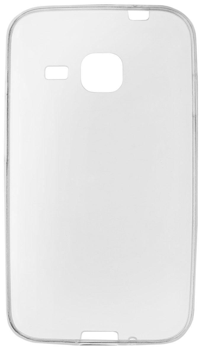 Red Line iBox Crystal чехол для Samsung Galaxy J1 mini (2016), ClearУТ000008222Практичный и тонкий силиконовый чехол Red Line iBox Crystal для Samsung Galaxy J1 mini (2016) защищает телефон от царапин, ударов и других повреждений. Чехол изготовлен из высококачественного материала, плотно облегает смартфон и имеет все необходимые технологические отверстия, соответствующие модели телефона. Силиконовый чехол iBox Crystal долгое время сохраняет свою первоначальную форму и не растягивается на смартфоне.