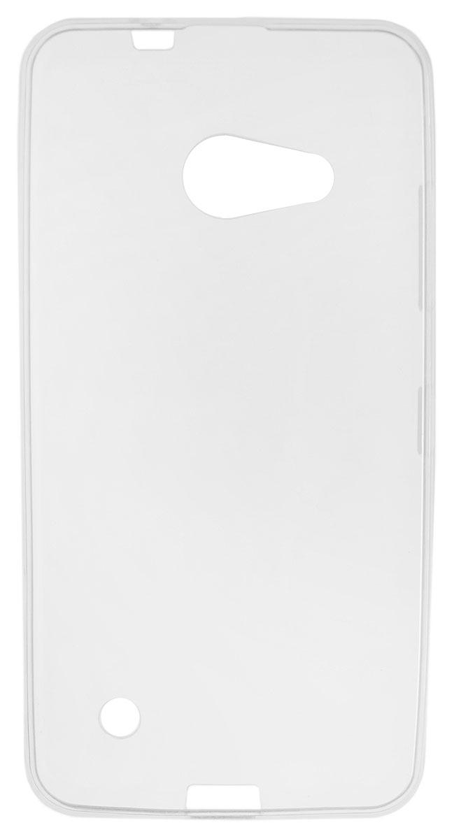 Red Line iBox Crystal чехол для Microsoft Lumia 550, ClearУТ000007941Практичный и тонкий силиконовый чехол Red Line iBox Crystal для Microsoft Lumia 550 защищает телефон от царапин, ударов и других повреждений. Чехол изготовлен из высококачественного материала, плотно облегает смартфон и имеет все необходимые технологические отверстия, соответствующие модели телефона. Силиконовый чехол iBox Crystal долгое время сохраняет свою первоначальную форму и не растягивается на смартфоне.