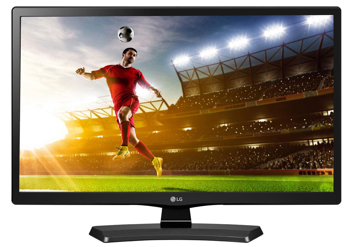 LG 24MT48VF-PZ телевизор24MT48VF-PZСовременный телевизор LG 24MT48VF-PZ предназначен для всей семьи. Обладая большим набором интерфейсов, он может взаимодействовать с любыми информационными носителями, позволяя просмотр любимых фильмов с флэш-памяти. Игровой режим Благодаря игровым режимам можно создать профессиональную игровую среду. Например, функция стабилизации черного цвета (Black Stabilizer) помогает обнаруживать врагов в самых темных участках, а функция динамической синхронизации действий (Dynamic Action Sync) предотвращает задержки входного сигнала в динамичных играх. Функция автовоспроизведения USB Благодаря функции USB AutoRun контент воспроизводится, как только вы включаете телевизор, подключив к нему USB-накопитель. Телевизор совместим с настенными креплениями стандарта VESA, поэтому можно смонтировать телевизор на стену.