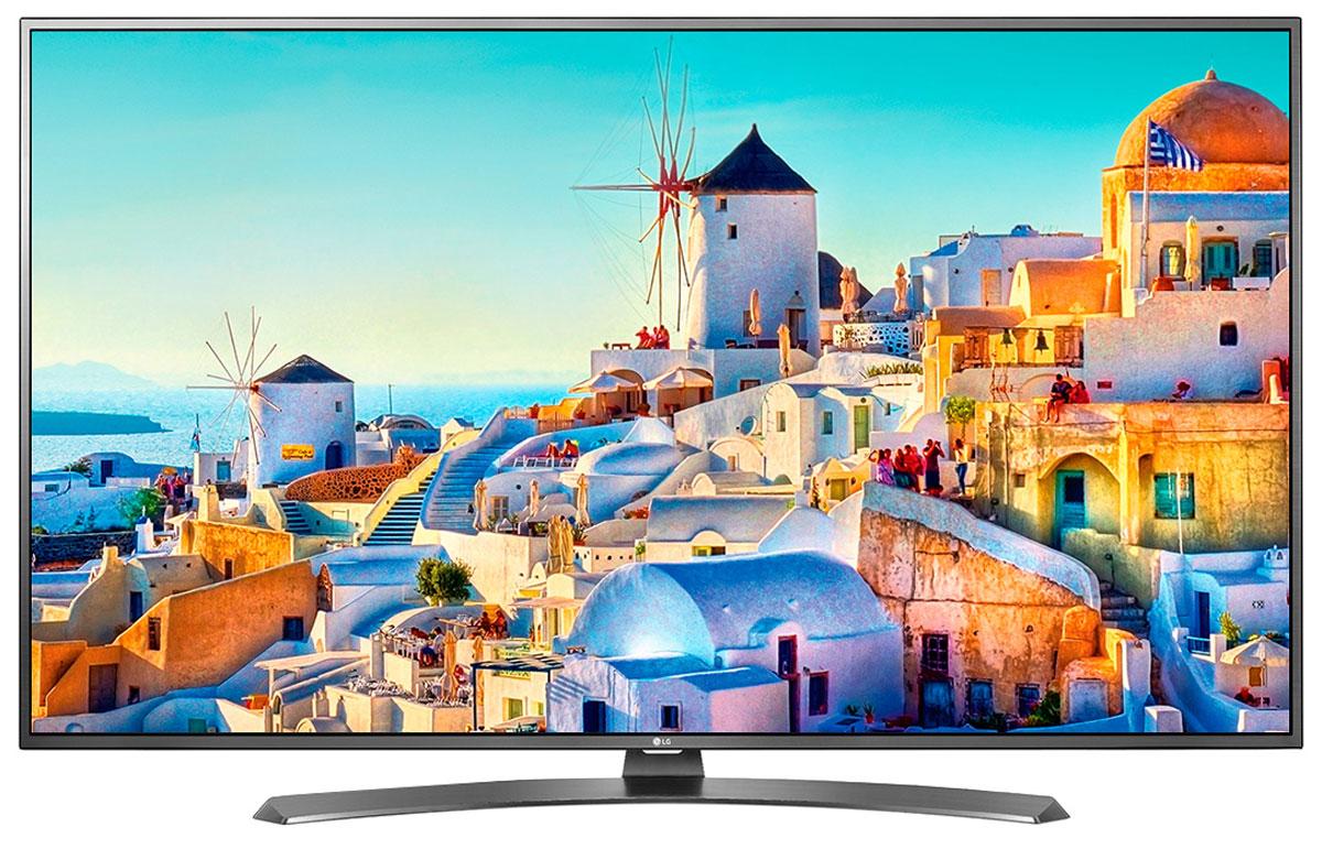 LG 43UH671V телевизор43UH671VОцените инновационный сверхтонкий дизайн ULTRA Slim, который придает телевизору LG 43UH671V исключительно изысканный и элегантный вид. Дизайн ULTRA Slim не только позволит вам сэкономить место, но и гармонично дополнит собой современный эстетичный интерьер вашего дома. HDR Pro: Функция HDR Pro позволяет увидеть фильмы с теми яркостью, богатейшей палитрой и точностью цветовых оттенков, с какими они были сняты. ColorPrime Pro: Яркие и сочные, натуральные оттенки теперь могут быть отображены благодаря расширенному цветовому спектру дисплея UHD телевизоров LG. Широкий угол обзора: IPS 4K экран UHD телевизора LG всегда покажет вам идентичные цвета вне зависимости от того из какой части комнаты вы будете его смотреть. Трёхмерная обработка цвета: В новых UHD телевизорах LG используется трёхмерный алгоритм обработки цвета, что позволяет минимизировать искажения и добиться оттенков, максимально приближенных к...