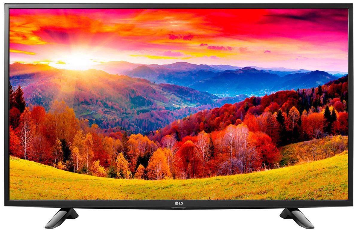 LG 49LH595V телевизор49LH595VСовременный телевизор LG 49LH595V для всей семьи. Металлический дизайн: Оцените обновлённый дизайн корпуса телевизора с металлическими элементами. Triple XD процессор: Новый графический процессор отвечает за качество цветопередачи, уровень контрастности и чёткость изображения. Picture Wizard III: Система точной настройки Picture Wizard III позволяет вам быстро отрегулировать глубину чёрного, цветовую гамму, чёткость изображения и уровень яркости. Virtual Surround Plus: Испытайте эффект объёмного звучания с алгоритмом кинотеатрального распределения звуковой волны. Clear Voice III: Автоматическая система подавления шумов и усиления звучания голоса направлена на отделение основных звуков от фона, что помогает чётко слышать речь актёров и телеведущих. webOS 3.0: Обновлённая операционная система LG SMART TV на базе webOS 3.0 создана для того, чтобы доступ к фильмам, сериалам,...