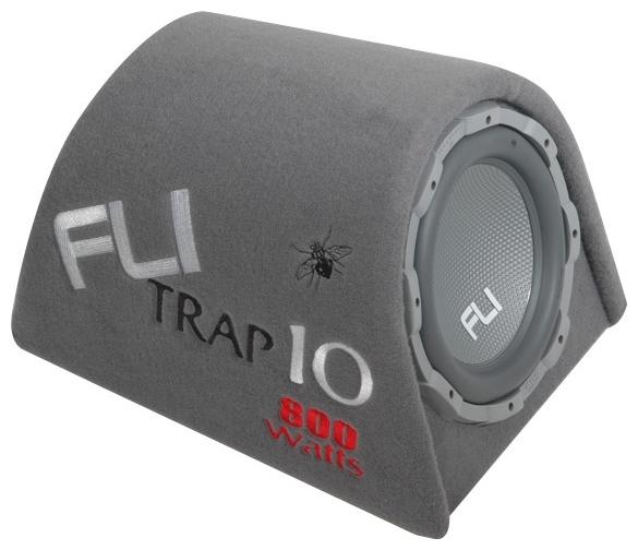 Сабвуфер автомобильный FLI TRAP 10 ACTIVE-F6TRAP 10 ACTIVE-F6