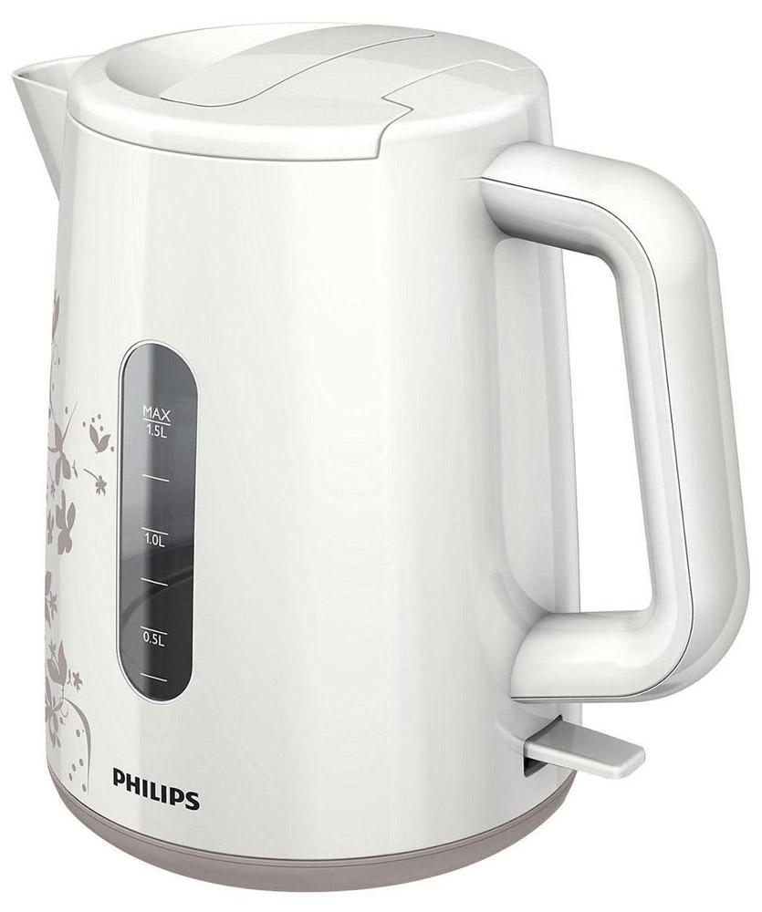 Philips HD9310/14 электрочайникHD9310/14Не правда ли, здорово за считаные секунды вскипятить воду и без лишних усилий очистить чайник Philips? Плоский и удобный в очистке нагревательный элемент позволяет быстро вскипятить воду. Благодаря моющемуся фильтру от накипи вода становится чистой, а напитки - без частиц известкового осадка. Удобное наполнение через носик/крышку Наполнить чайник можно через носик или открыв крышку. Индикаторы уровня воды с двух сторон чайника Индикаторы уровня воды по обеим сторонам электрического чайника Philips будут удобны и для правшей, и для левшей. Катушка для удобного хранения шнура Шнур оборачивается вокруг основания, что позволяет легко разместить чайник на кухне. Беспроводная подставка с поворотом на 360° для удобства использования. Фильтр для защиты от накипи Фильтр для защиты от накипи обеспечивает чистоту воды и чайника. Плоский нагревательный элемент для быстрого кипячения воды и легкой чистки ...