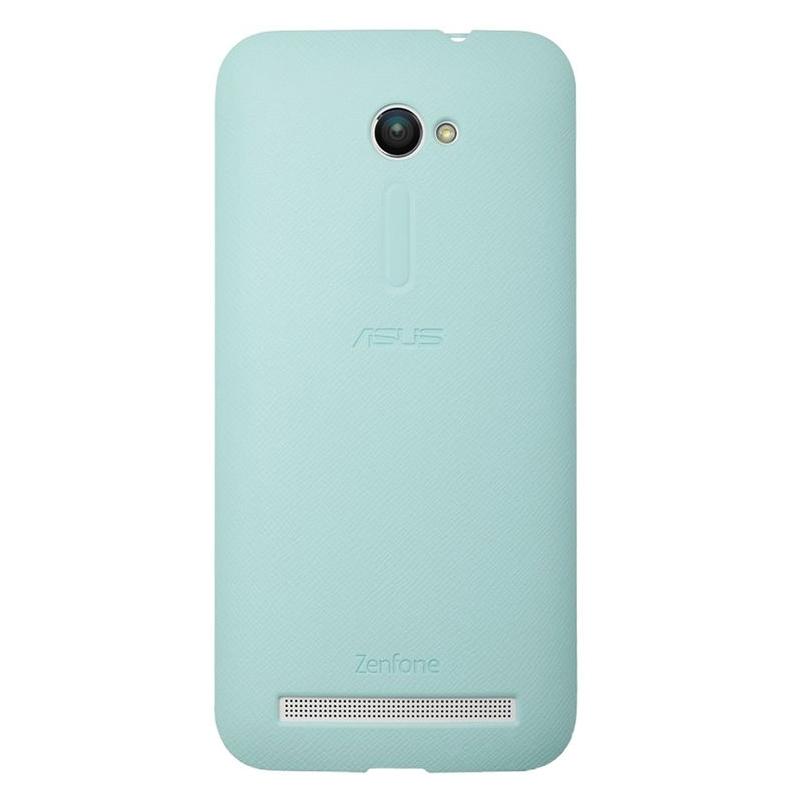 Чехол-бампер Asus PF-01 для ZenFone ZE55*, Light Blue90XB00RA-BSL2Y0Защищает ваш смартфон от ударов, царапин и потертостей. Не мешает пользоваться кнопками, разъемами и камерой, динамик устройства не потеряет громкости.