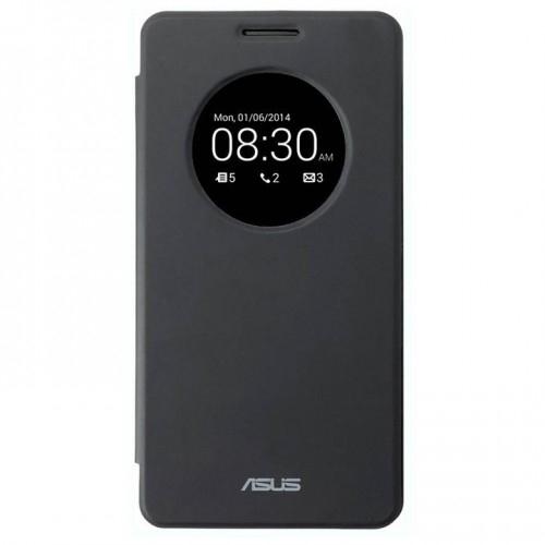 Чехол (флип-кейс) Asus View Flip Cover для ZenFone GO ZC500TG, Black90AC00Q0-BCV001