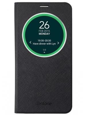 Чехол (флип-кейс) Asus для ZenFone ZE551ML Deluxe, Black90AC00F0-BCV006