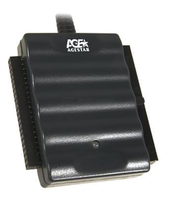Универсальный переходник AgeStar IUBCP для 2.5 и 3.5 дисковIUBCP