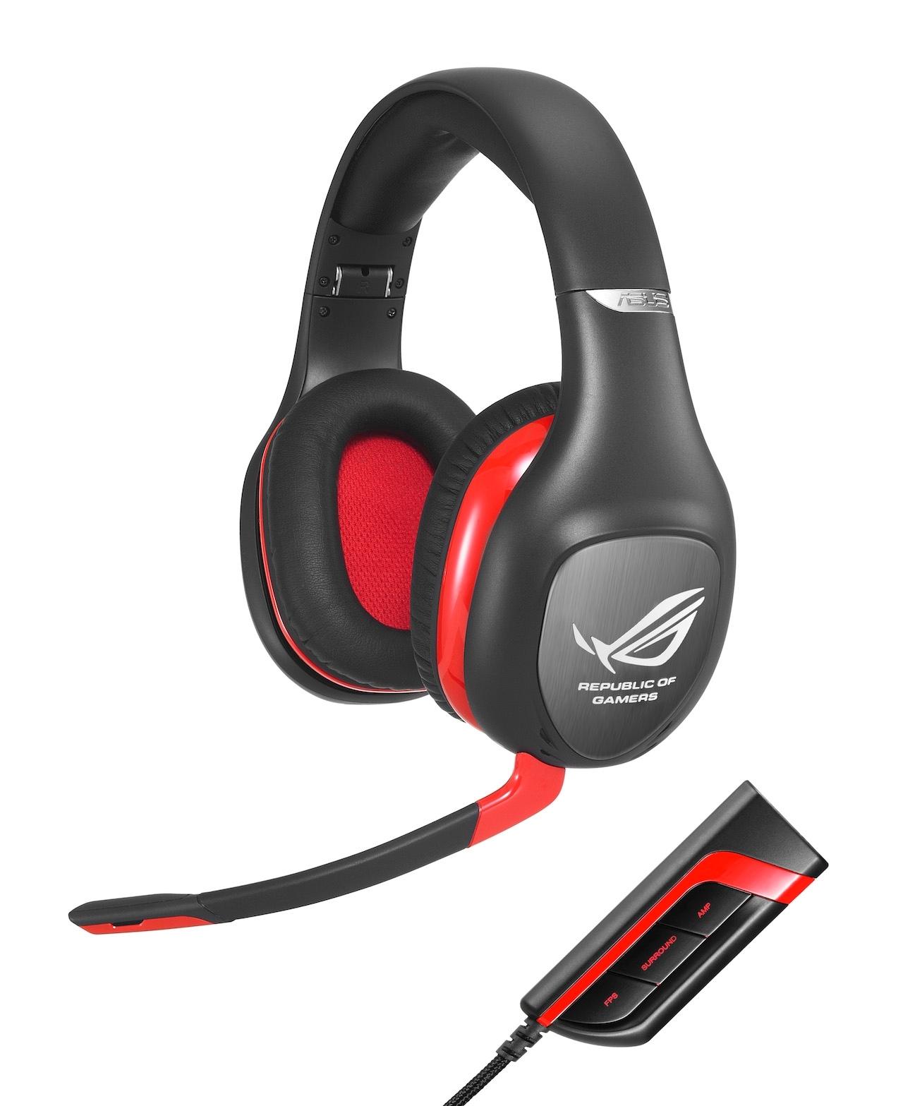 Игровая гарнитура Asus Vulcan Pro, Black Red90-YAHI7180-UA00-Новая модель игровой гарнитуры серии Republic of Gamers предлагает всем любителям компьютерных игр высочайшее качество звучания и точное позиционирование источников звука в пространстве. Аудиопроцессор ROG Spitfire, технологии активного и пассивного шумоподавления, продуманная конструкция для максимального комфорта пользователя – эти и другие особенности данной модели делают ее настоящим подарком для всех увлеченных геймеров!
