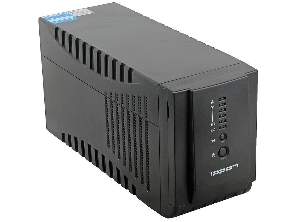 Источник бесперебойного питания Ippon Smart Power Pro 2000, Black