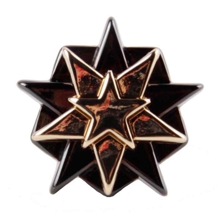 Кольцо Звезда. Бижутерный сплав. Корея, конец XX века60025300Кольцо Звезда. Бижутерный сплав. Конец ХХ века. Размер 6,5. Сохранность хорошая. Предмет не был в использовании. Этот аксессуар станет изысканным украшением для романтичной и творческой натуры и гармонично дополнит Ваш наряд, станет завершающим штрихом в создании образа.
