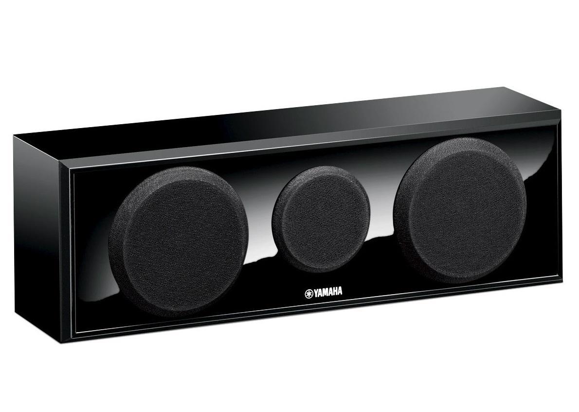 Центральная и тыловые колонки Yamaha NS-P150 3.0, Black (3 шт) ANSP150BL