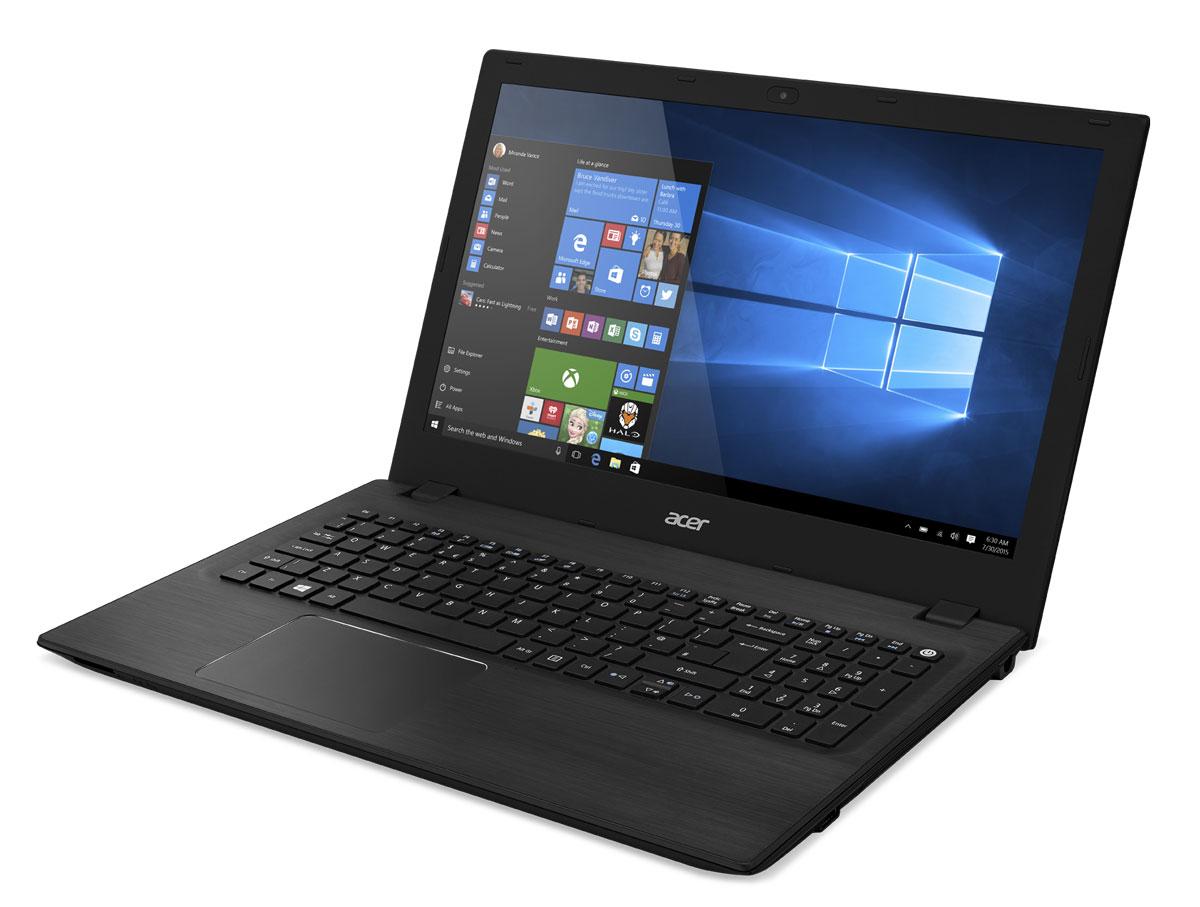Acer Aspire F5-571-P6TK, Black (NX.G9ZER.009)NX.G9ZER.009Лаконичный дизайн и текстурированная поверхность делают ноутбук Acer Aspire F5-571G красивым и приятным на ощупь. Оцените множество интересных опций и привлекательный обновленный дизайн ноутбуков серии Aspire F. Богатый выбор конфигураций и цветов в сочетании с приятной текстурой внешней поверхности превосходит ожидания. Совершенство формы: Текстурированная поверхность крышки изысканных цветов приятна на ощупь. Внутренняя металлическая поверхность и текстура подчеркивает стильный внешний вид, а дизайн со скошенными гранями позволяет удобно открывать крышку одной рукой. Новый уровень впечатлений: Технология Acer TrueHarmony обеспечивает реалистичное звучание, а ультрасовременная технология звука и видео Ready to Talk с сертифицированным для Skype for Business аппаратным обеспечением позволяет насладиться всеми возможностями Windows 10. Передовые технологии: F - функциональность. Быстрое беспроводное...