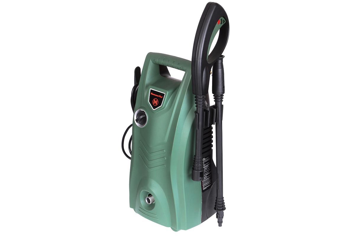 Мойка высокого давления Hammer Flex MVD1200136159Бытовая мойка высокого давления, обладающая серьёзным запасом мощности и компактным дизайном. Высокая пропускная способность, позволяет довольно быстро вымыть автомобиль. Универсальность мойки, позволяет использовать ее как для очистки садового инвентаря, так и для других загрязненных поверхностей. Комплектация: Пистолет моечный Копье пистолета съемное Шланг 5 м Пеногенератор Фильтр Игла прочистки форсунки