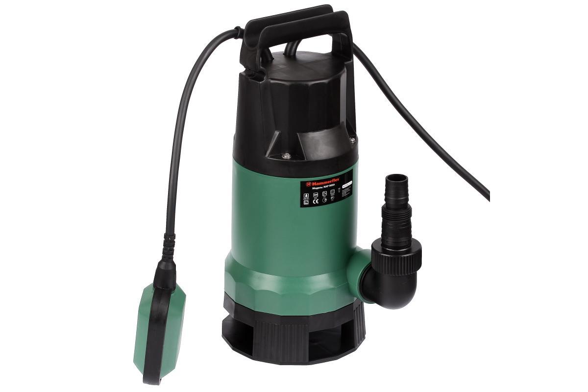 Насос дренажный Hammer Flex NAP900A136273Центробежный погружной дренажный насос, с автоматическим поплавковым реле. Используется для подачи воды в оросительные системы, быстрого осушения подвалов и котлованов, питания фонтанов, а также для забора воды с глубин. Преимущества модели: + Поплавковый выключатель – обеспечивает автоматическую работу насоса, аппарат включается при повышении уровня воды и отключается при его снижении; + Корпус из армированного пластика – дополнительно армирован стекловолокном, надежен, прочен и устойчив к механическим повреждениям; + Термореле – срабатывает при перегрузках и мгновенно отключает аппарат. + Мощный многоступенчатый центробежный механизм; Класс защиты IPX8/F.