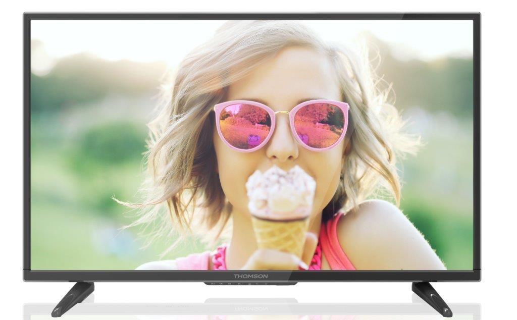 Thomson T43D16SF-01B телевизорT43D16SF-01BТелевизор Thomson T43D16SF-01B обладает необыкновенно малой толщиной экрана и в сочетании с утонченным дизайном позволяет вписаться в любой интерьер. Цифровой тюнер DVB-T/Т2/S/S2 и DVB-C обеспечивает возможность пользоваться всеми преимуществами цифрового телевидения и наслаждаться телевидением высокой четкости. Также вы можете использовать ваш телевизор Thomson T43D16SF-01B как монитор для персонального компьютера. Яркость: 220 кд / кв.м Контрастность: 1200 :1 Угол обзора по горизонтали / вертикали: 178/178 градусов Количество цветов: 16,7 млн Формат экрана: 16:9 Время отклика пикселя: 6,5 мс Эквалайзер