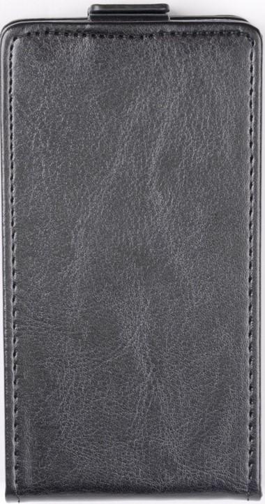 Skinbox Flip Case чехол для Nokia X, Black2000000018102Чехол Skinbox Flip Case для Nokia X выполнен из высококачественного поликарбоната и экокожи. Он обеспечивает надежную защиту корпуса и экрана смартфона и надолго сохраняет его привлекательный внешний вид. Чехол также обеспечивает свободный доступ ко всем разъемам и клавишам устройства.
