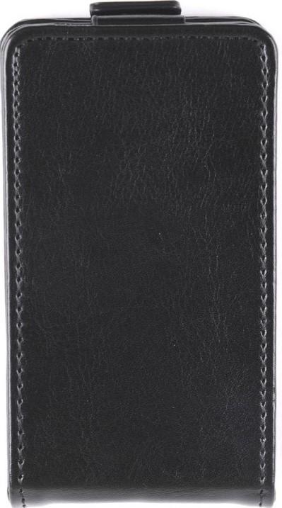 Skinbox Flip Case чехол для Samsung Galaxy Y, Black2000000018188Чехол Skinbox Flip Case для Samsung Galaxy Y выполнен из высококачественного поликарбоната и экокожи. Он обеспечивает надежную защиту корпуса и экрана смартфона и надолго сохраняет его привлекательный внешний вид. Чехол также обеспечивает свободный доступ ко всем разъемам и клавишам устройства.