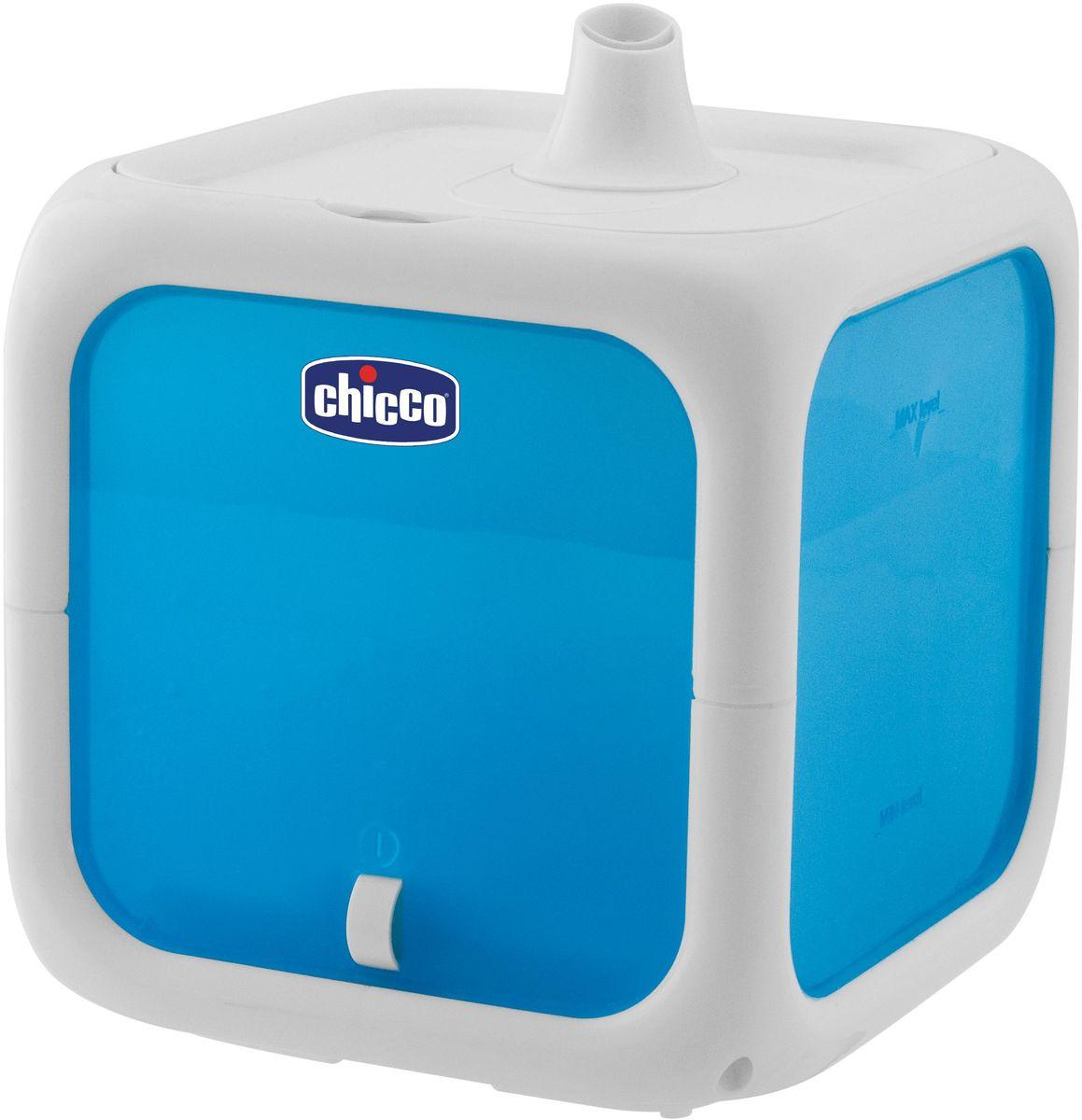 Chicco Увлажнитель воздуха Humi Relax320628075Паровой увлажнитель Chicco HUMI RELAX поможет поддержать здоровую атмосферу в детской комнате, создавая оптимальную влажность. Надежное крепление крышки обеспечит безопасность в использовании и не создаст угрозы для малышка. Прост в использовании!