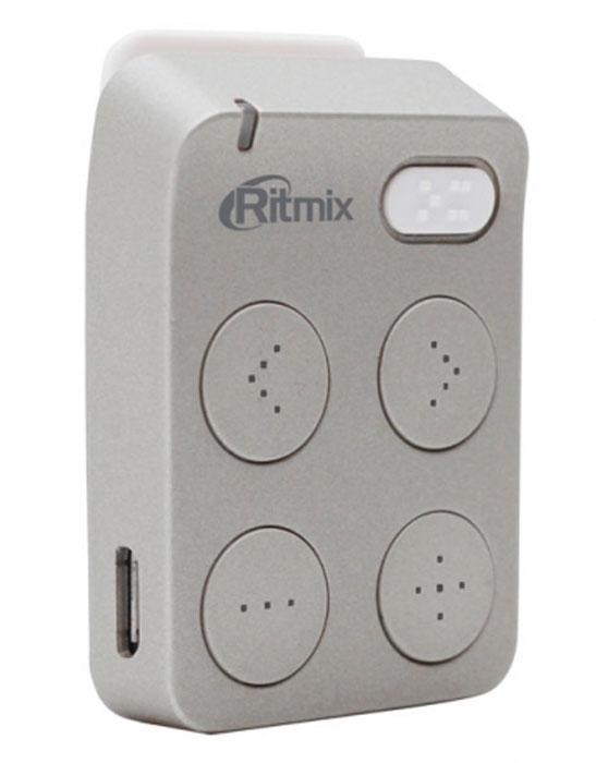 Ritmix RF-2500 4GB, Silver MP3-плеер