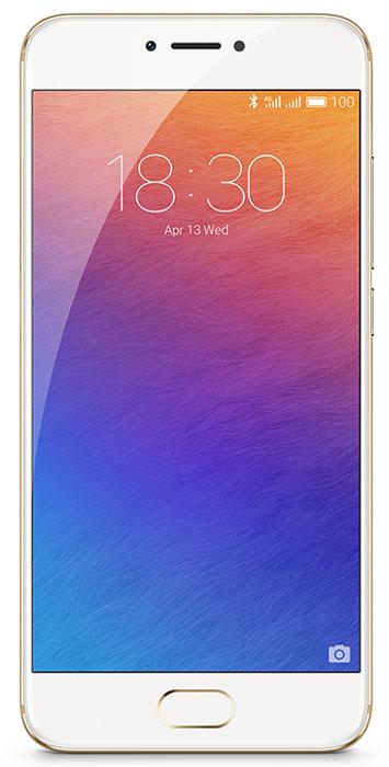 Meizu Pro 6 64GB, Gold WhiteM570H-64-GOWHИнновационная технология сенсорного ввода, прекрасное управление одной рукой, надежные компоненты и высокая скорость передачи данных - залог успеха нового, легкого и, вместе с тем, мощного Meizu PRO 6. Новый способ управления: 3D Press - это абсолютно новая технология управления смартфоном. В отличие от традиционных нажатий и перелистываний, в Meizu PRO 6 реализована функция, позволяющая различать силу касания экрана в режиме реального времени и запускать соответствующие функции и приложения. Эта технология не только улучшила эффективность системы, но и сделала возможной более тесную связь человека и устройства. Кроме того, технология 3D Press включает в себя вибрацию устройства в дополнение к визуальным изменениям при касаниях определенной силы. Невероятный 10-ти ядерный процессор, адаптированный Meizu: В абсолютно новом процессоре Helio X25 используется революционная 10-ти ядерная 3-х кластерная архитектура. Ядра Cortex-A72 и...