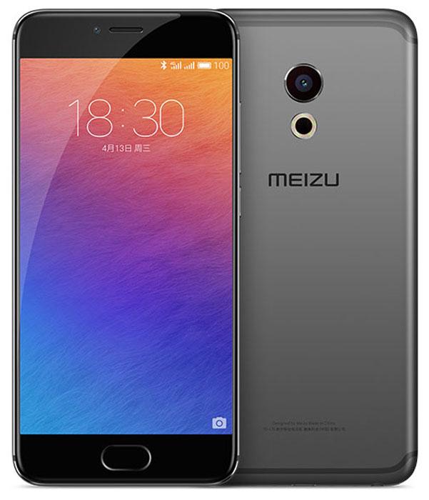 Meizu Pro 6 32GB, Gray BlackM570H-32-GBИнновационная технология сенсорного ввода, прекрасное управление одной рукой, надежные компоненты и высокая скорость передачи данных - залог успеха нового, легкого и, вместе с тем, мощного Meizu PRO 6. Новый способ управления: 3D Press - это абсолютно новая технология управления смартфоном. В отличие от традиционных нажатий и перелистываний, в Meizu PRO 6 реализована функция, позволяющая различать силу касания экрана в режиме реального времени и запускать соответствующие функции и приложения. Эта технология не только улучшила эффективность системы, но и сделала возможной более тесную связь человека и устройства. Кроме того, технология 3D Press включает в себя вибрацию устройства в дополнение к визуальным изменениям при касаниях определенной силы. Невероятный 10-ти ядерный процессор, адаптированный Meizu: В абсолютно новом процессоре Helio X25 используется революционная 10-ти ядерная 3-х кластерная архитектура. Ядра Cortex-A72 и...