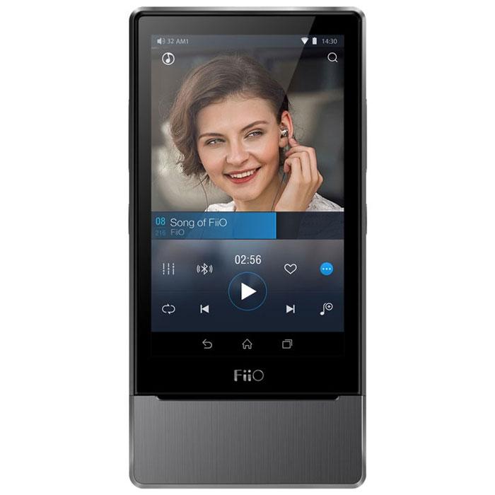 Fiio X7, Titanium Grey Hi-Res плеер