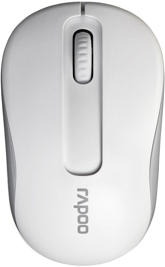 Мышь Rapoo M10, White