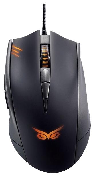 Игровая мышь Asus Strix Claw, Black