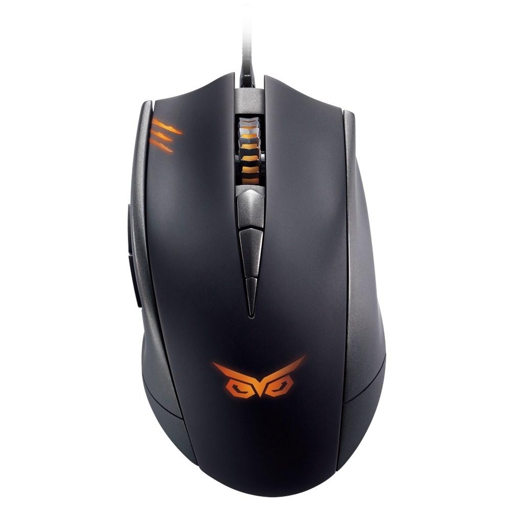 Игровая мышь Asus Strix Claw, Dark Black