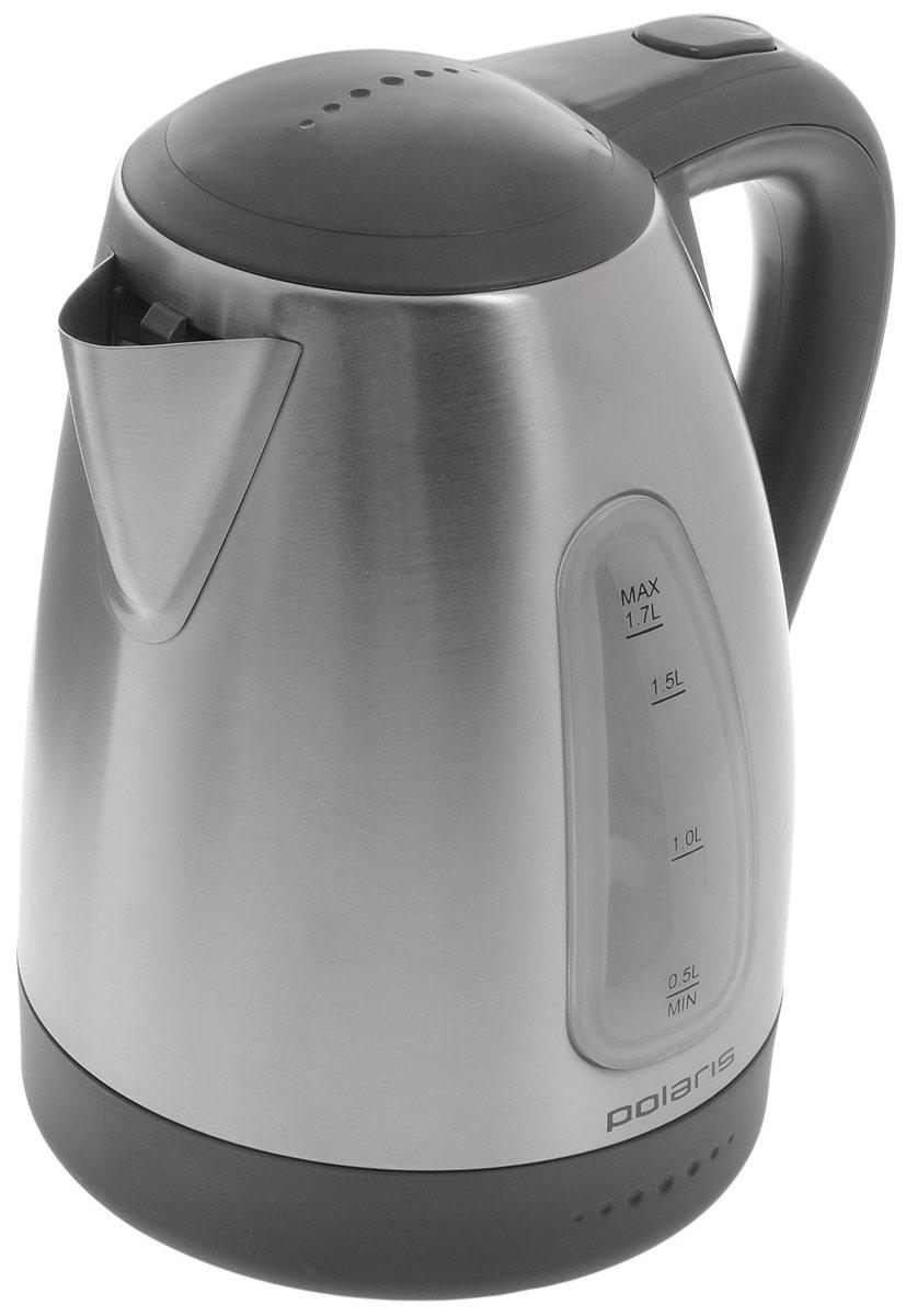 Polaris PWK 1758CA, Gray электрический чайник