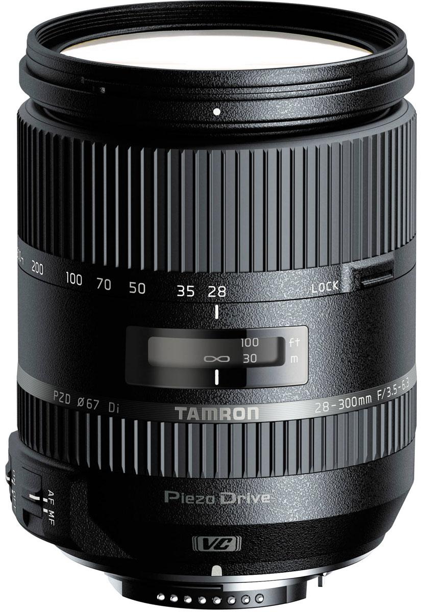 Tamron 28-300mm F/3.5-6.3 Di VC PZD объектив для Nikon