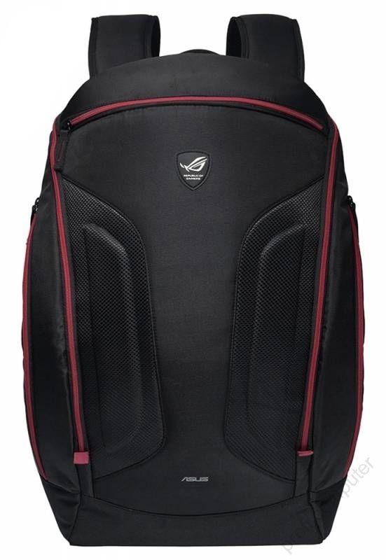 Рюкзак для ноутбука 17 ASUS ROG Shuttle 2 Backpack, Black90-XB2I00BP00020-Выполненный в стилистике продуктов геймерской серии ASUS ROG, рюкзак ROG Shuttle представляет собой надежное и удобное средство переноски игрового ноутбука и сопутствующих аксессуаров. Его форма комфортна для спины, а многочисленные отделения и карманы позволяют с удобством разместить все необходимые для мобильного геймера вещи. ROG Shuttle – еще один продукт серии ROG, который поможет вам побеждать!