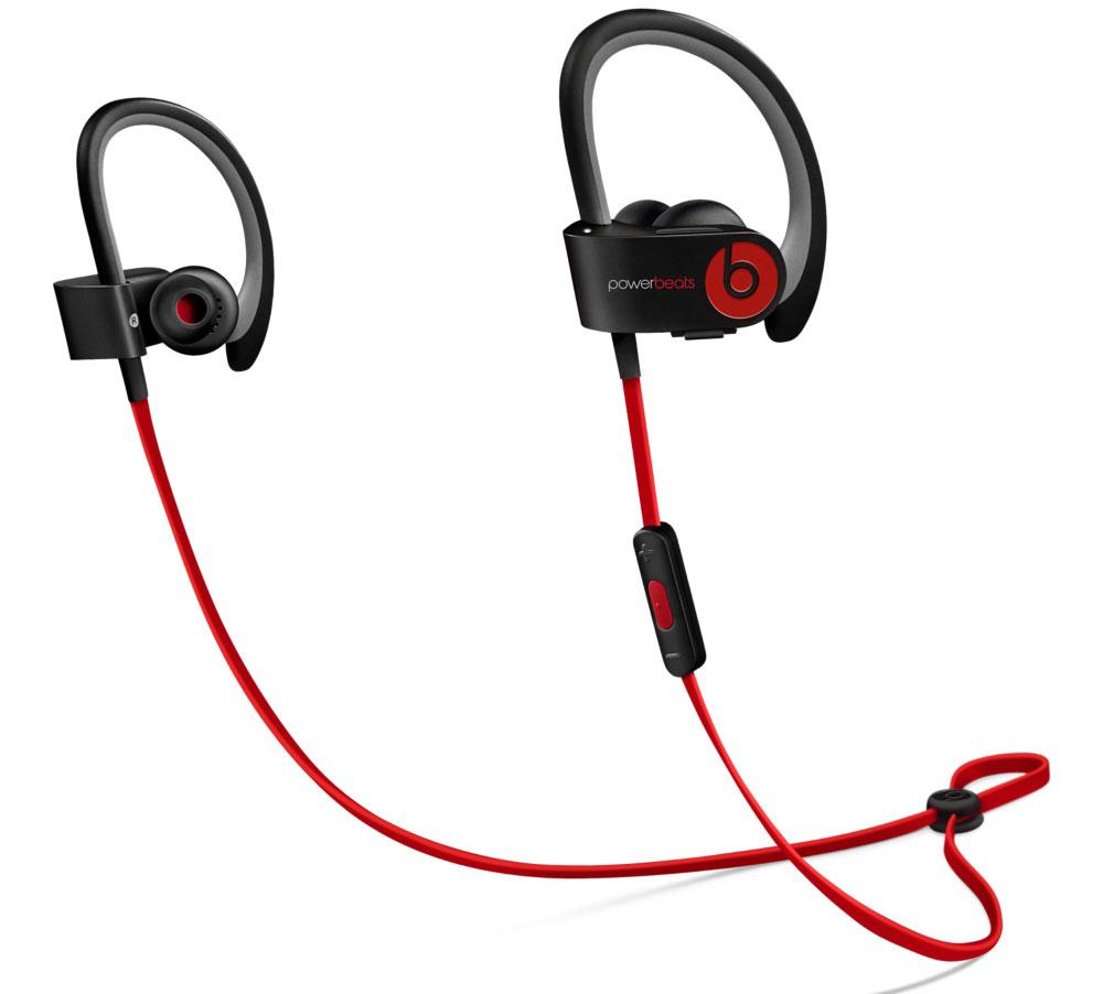 Beats Powerbeats 2 Wireless, Black наушникиMHBE2ZE/AВдохновлённые Леброном Джеймсом и его упорным стремлением к совершенству, беспроводные наушники с Bluetooth Beats by Dr. Dre Powerbeats2 обладают исключительно малым весом и высокой мощностью двухполосной акустики, стимулируя вас во время тяжёлых тренировок. Созданы, чтобы выдержать все испытания Уровень пото-и водонепроницаемости IPX-4 означает, что наушники Powerbeats2 защищены, начиная от ушных вкладышей и заканчивая соединяющим наушники кабелем с защитой от спутывания. Элемент управления RemoteTalk, расположенный на соединяющем кабеле с защитой от спутывания, сделан в виде накладки, препятствующей соскальзыванию, когда вы регулируете громкость, переключаете треки или совершаете звонки. Больше свободы Где бы вы ни находились - на улице или на корте - беспроводные наушники Powerbeats2 дают вам полную свободу тренировок. Беспроводная связь Bluetooth позволяет подключаться к iPhone, iPad или iPod с поддержкой Bluetooth на расстоянии...