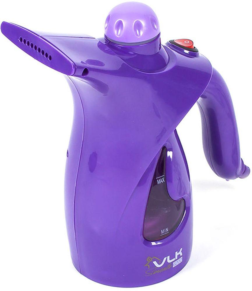 VLK Sorento 6200, Purple пароочистительVLK Sorento 6200Отпариватель VLK Sorento 6200 предназначен для глажки и отпаривания одежды, домашнего текстиля, различных предметов интерьера и т.д. Мощная подача пара позволяет дезинфицировать даже самые труднодоступные участки, устраняя застарелые пятна, неприятный запах и микрофлору. Прибор имеет компактные размеры и эргономичный дизайн. За счет этого он не займет много места на полке и легко поместится в небольшой дорожной сумке. Рукоятка обеспечивает удобную переноску и использование изделия. Материал корпуса: ABS-пластик Управление: механическое Материал ТЭНа: сталь Температура пара: 98 °C
