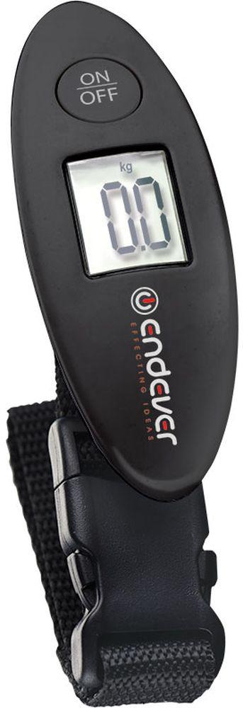 Endever LS-566 багажные весыLS-566Электронные багажные весы Endever LS-566 выполнены из пластика и предназначены для измерения веса багажа. Такая вещь пригодится путешественникам, которые желают всегда держать под контролем вес своего багажа и не переплачивать за перевес. Модель также обладает такими полезными особенностями, как хорошо читаемый LED-дисплей, на который крупными цифрами выводится информация о весе, удобная ручка, функция обнуления веса, индикация слабого заряда батареи и автовыключение.