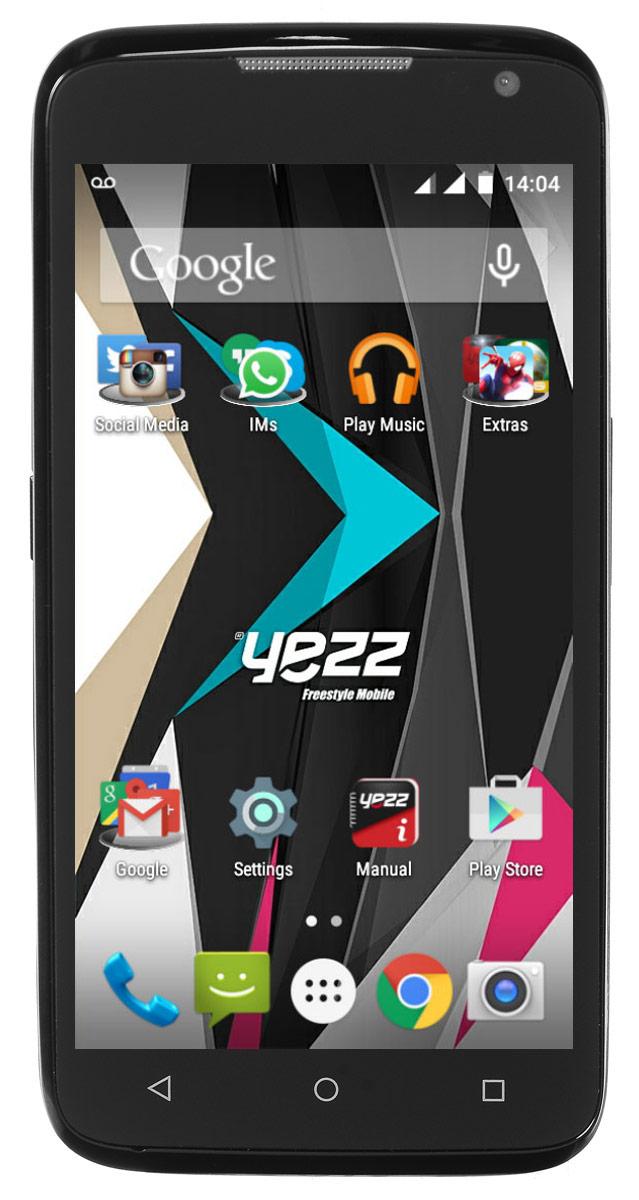 Yezz Andy 4.5EL LTE, BlackANDY 4.5EL LTE BlackБюджетный Android-смартфон Yezz Andy 4.5EL LTE порадует, в первую очередь, высоким качеством исполнения и оптимальным набором функций для современного пользователя. 4,5-дюймовый IPS экран обеспечивает качественное изображение при любых условиях. Благодаря мощному четырехъядерному процессору MediaTek MT6735M с частотой 1.0 ГГц и 1 ГБ оперативной памяти ресурсоемкие игры и приложения, онлайн фильмы, браузинг и многозадачность доступны вам в любое время. Смартфон поддерживает высокоскоростной стандарт 4G LTE, что позволяет быстро и удобно пользоваться мобильным интернетом. Храните свои фото, видео и приложения на 4 ГБ внутренней памяти - этого вполне достаточно для большого количества файлов. Если вам понадобится больше места - просто расширьте память с помощью SD карты объемом до 64 ГБ. Используйте преимущества основной камеры с разрешением 5 Мпикс для создания качественных видео в формате Full HD или делайте селфи с помощью...